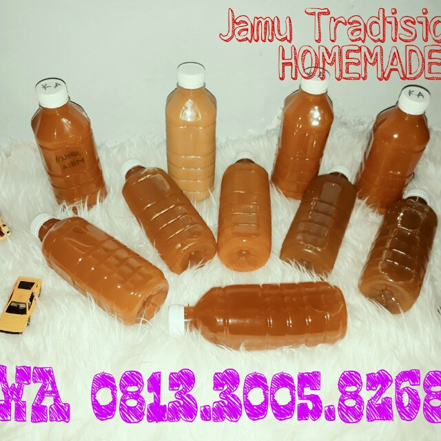 Jamu homemade