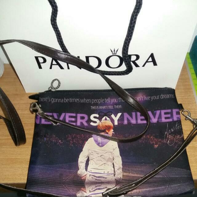 Justin Bieber Sling Bag