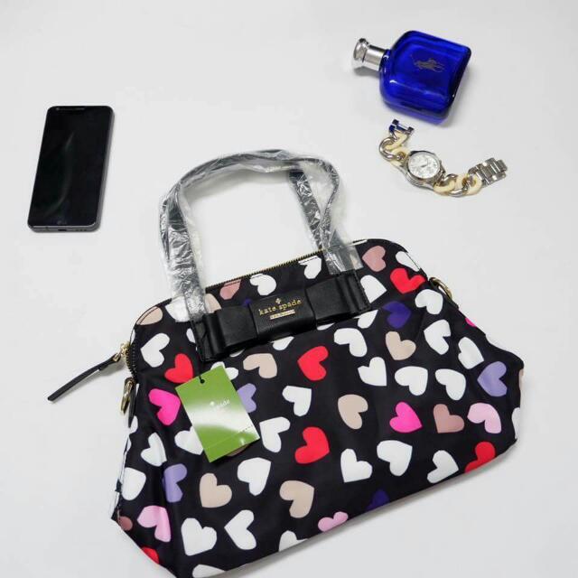 Kate Spade Hearts Dome Sling Bag