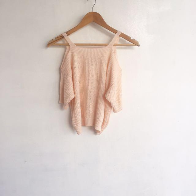 Knit Off The Shoulder Super Nice