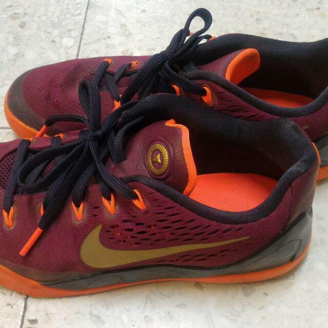 KOBE9 女籃球鞋 GS 24-24.5
