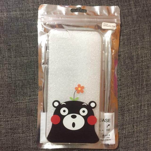 Kuma mon Iphone 6s plus case