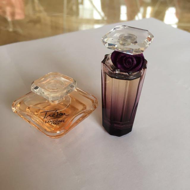 Lancôme Mini Perfumes
