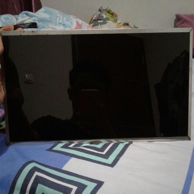Lcd Laptop Merk Samsung 14inch