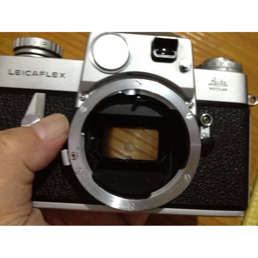 德國萊卡LEICAFLEX古董相機