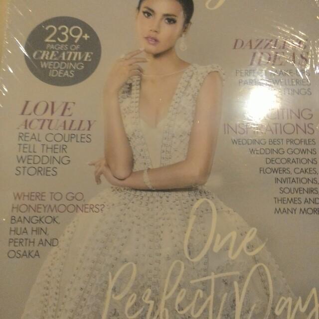 Magazine weddingku sept~dec 2017