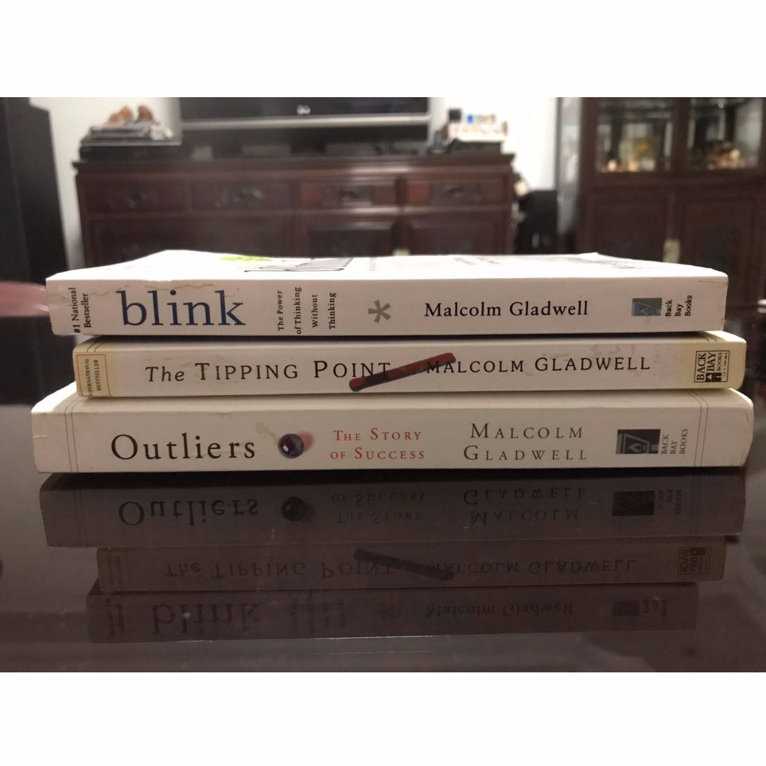 Malcolm gladwells outliers tippling point blink books photo photo photo photo fandeluxe Image collections