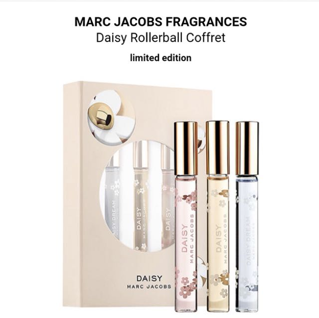 Marc Jacobs Daisy Rollerball Coffret set - Limited Edition