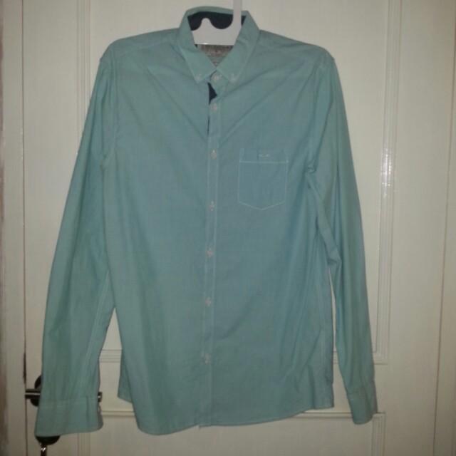 Men's shirt cotton on