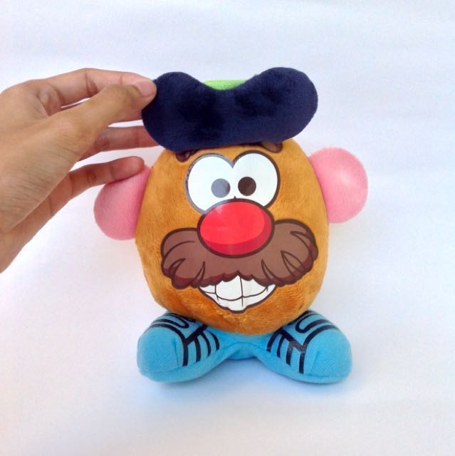 Mr Potato Head Doll Small from Qatar Airways (Boneka Toy Story)
