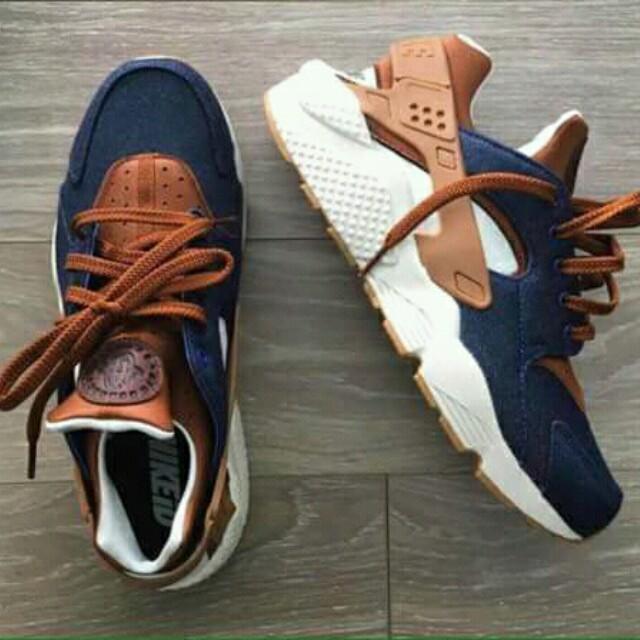 e18f659a576a Nike Huarache Denim men women