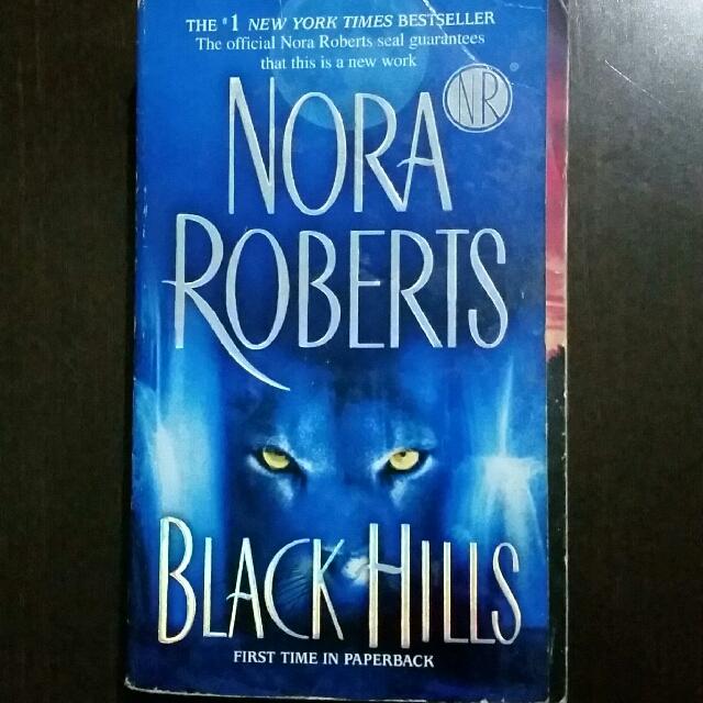 Nora Roberts Black Hills