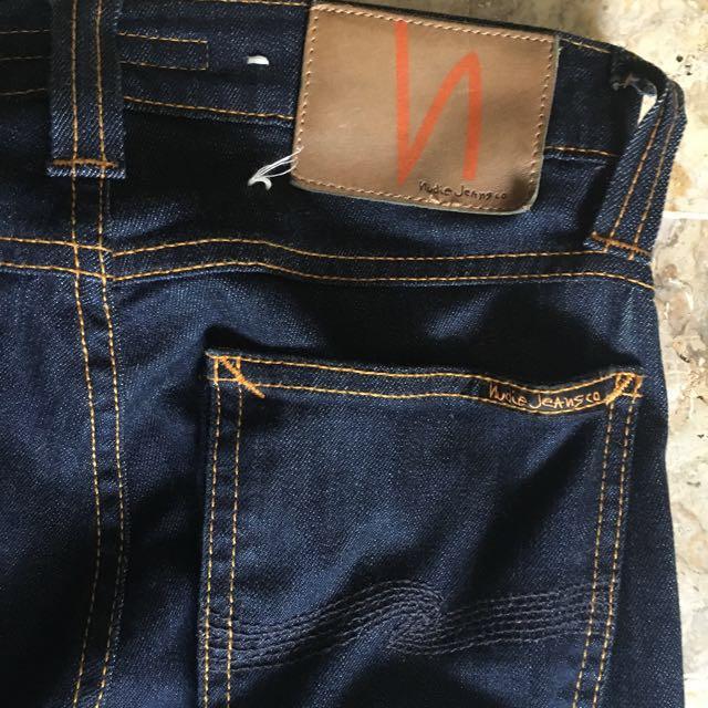 Nudie Jeans Low Waist