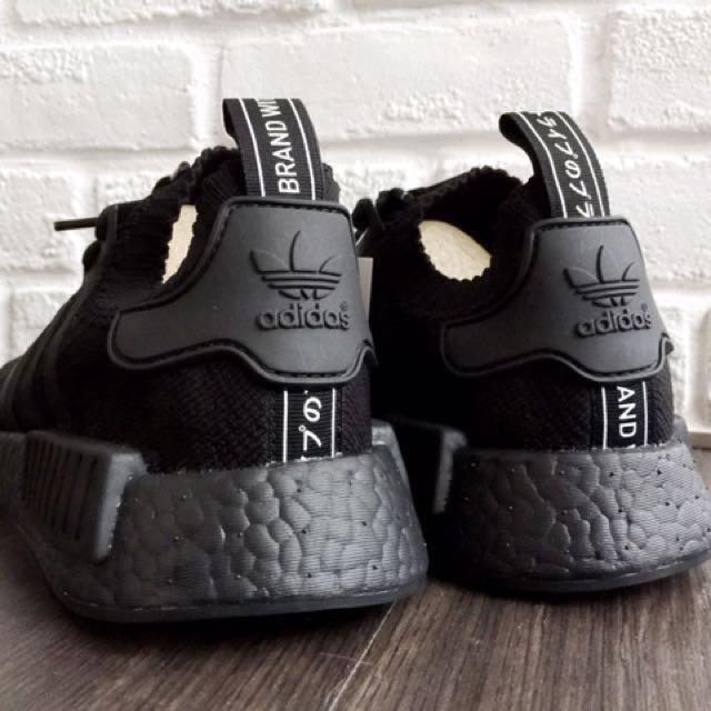 Sul Lato] Giappone Adidas Nmd R1 Pk Giappone Lato] Nero 6 / Uk / Ue 303919