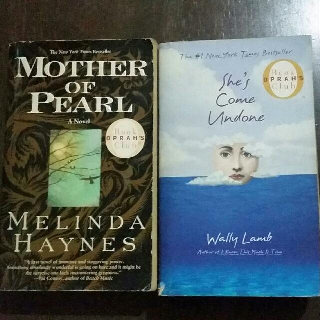 Oprah's Book Club Novels