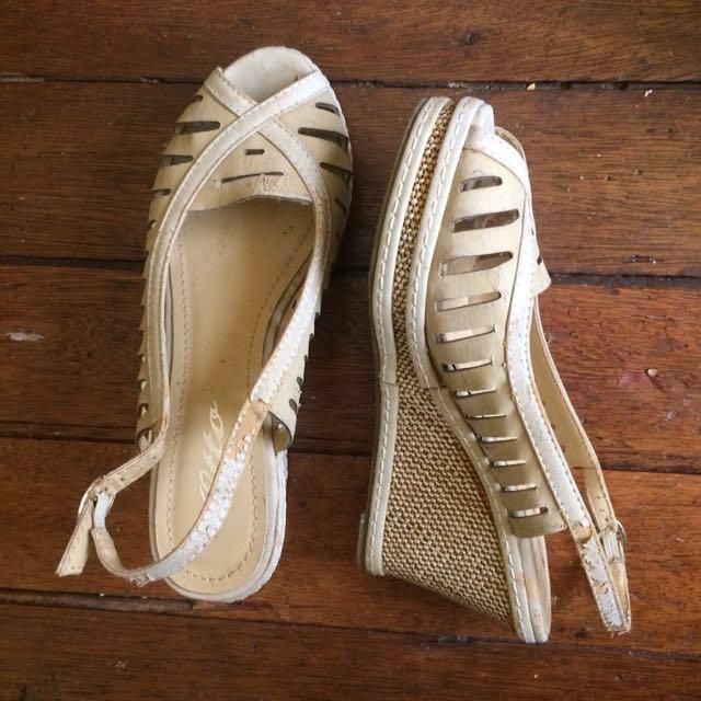 Otto Wedge Sandals