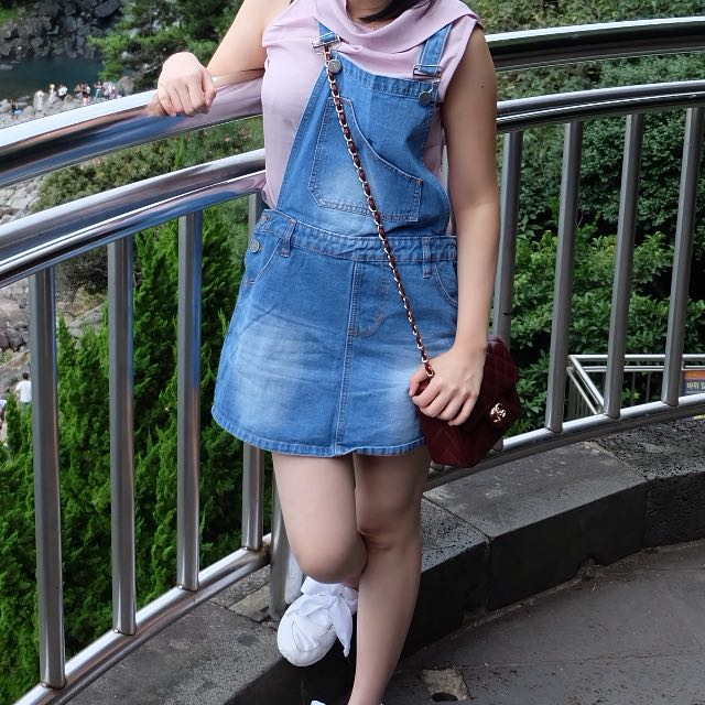 Overall jeans nyaman