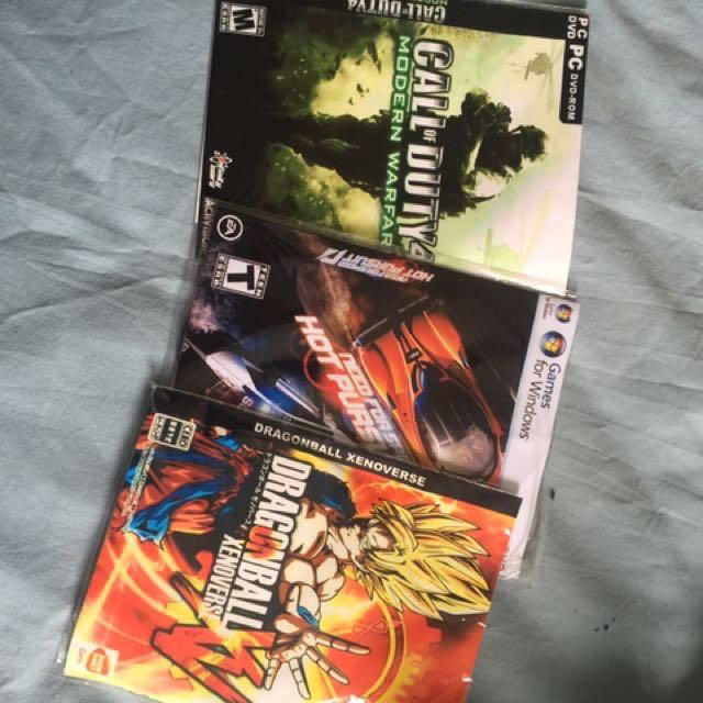 Paket 3 game