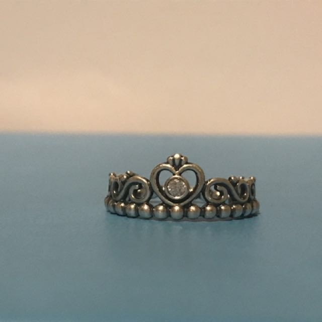 Pandora Tiara Ring *NEEDS TO GO*