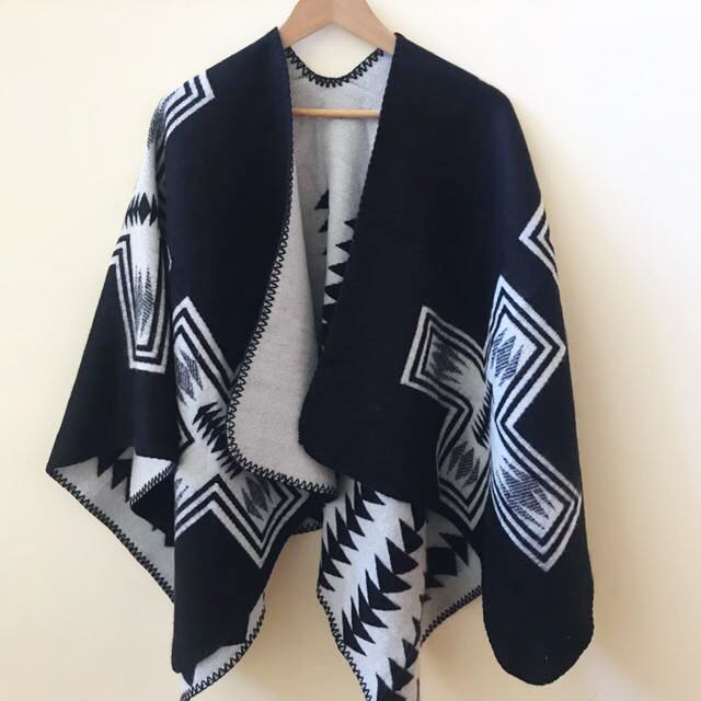 poncho - one size fits all