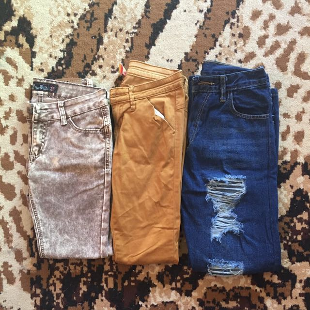 Pre Loved Pants