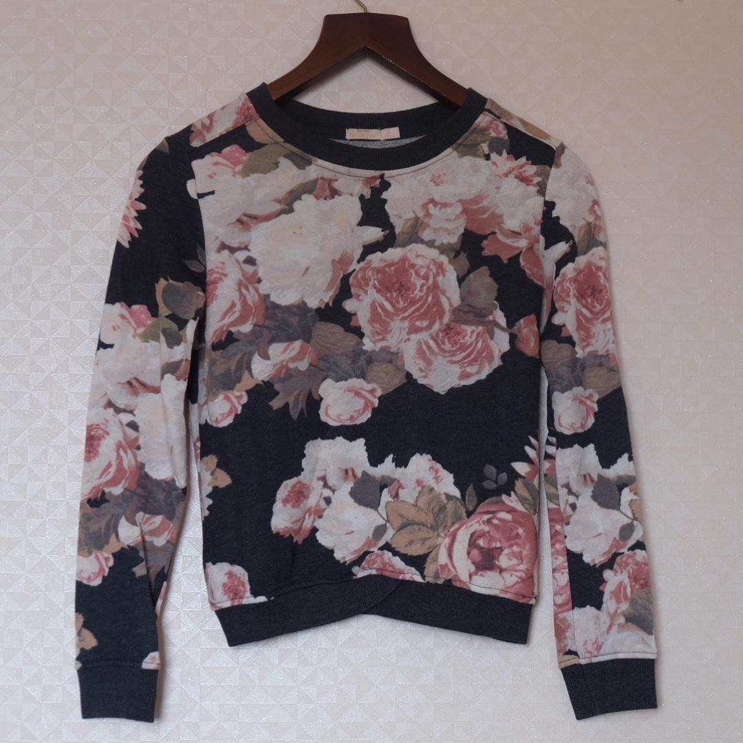 Pull N Bear Sweater Preloved Fesyen Wanita Pakaian Wanita Di Carousell