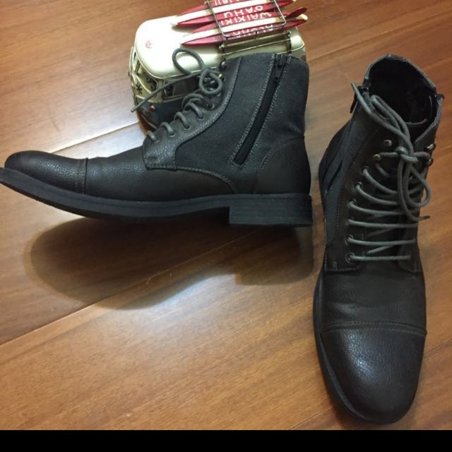 Robert wayne高筒靴