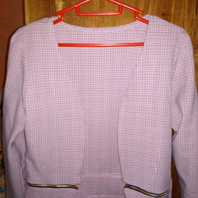 Semi blazer no brand all size