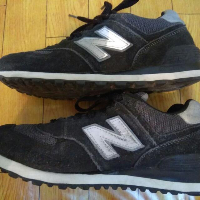 Sepatu NB Preloved Fesyen Pria Di Carousell