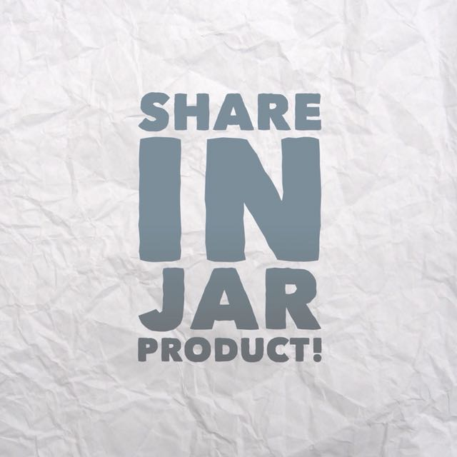 SHARE IN JAR PRODUCT