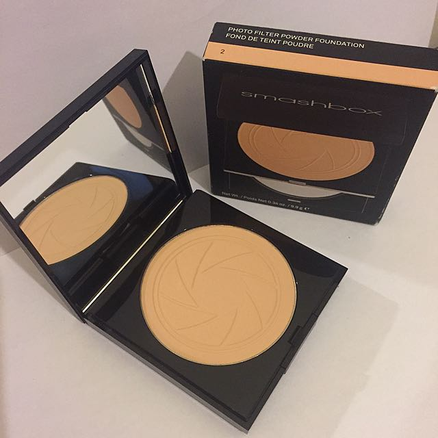 SMASHBOX POWDER