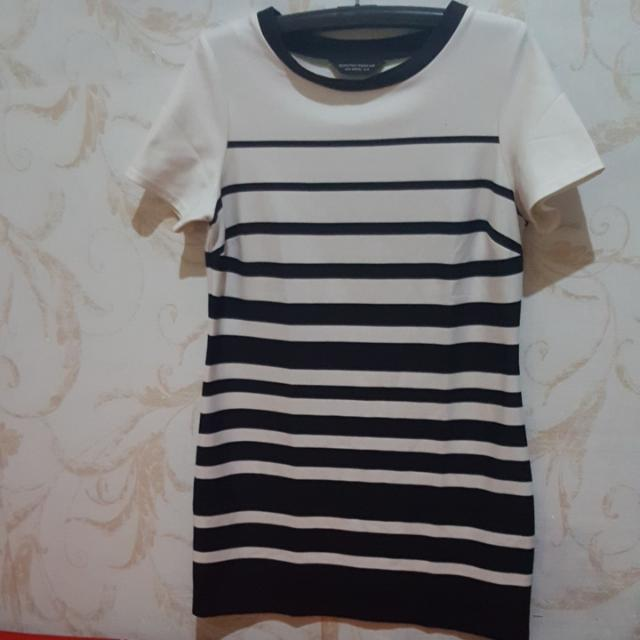 Stripe Dress DOROTHY PERKINS UK.14
