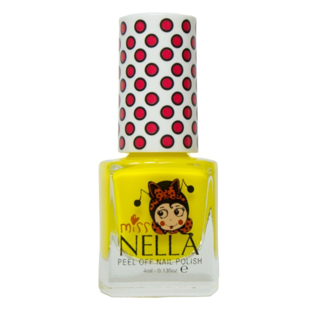 Sun Kissed - Miss Nella Non-Toxic kids nail polish, Babies & Kids ...