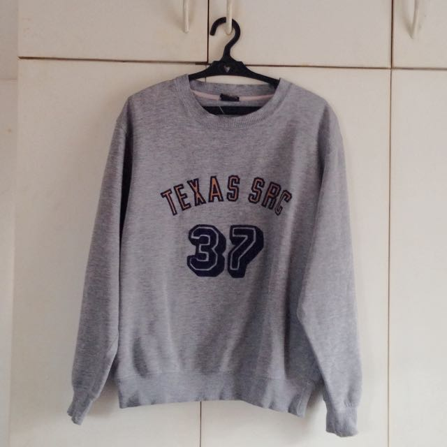 Texas src sweater
