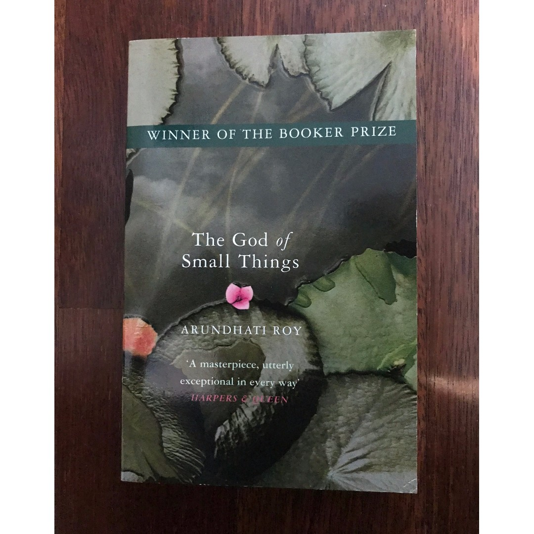 The God of Small Things by Arundathi Roy