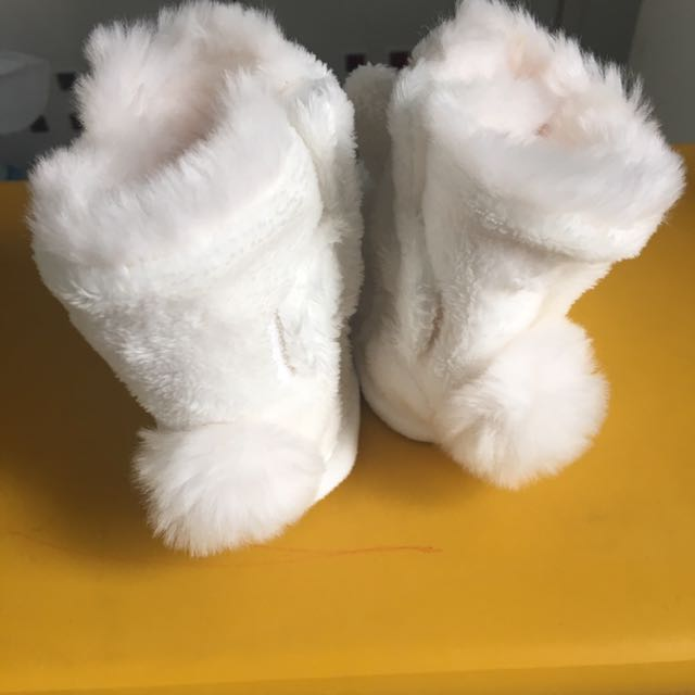 The little white company LONDON Rabbit Boots, Babies & Kids