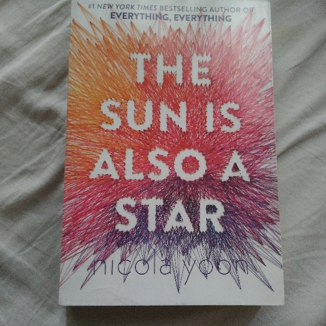 The Sun is Also A Star PB by Nicola Yoon