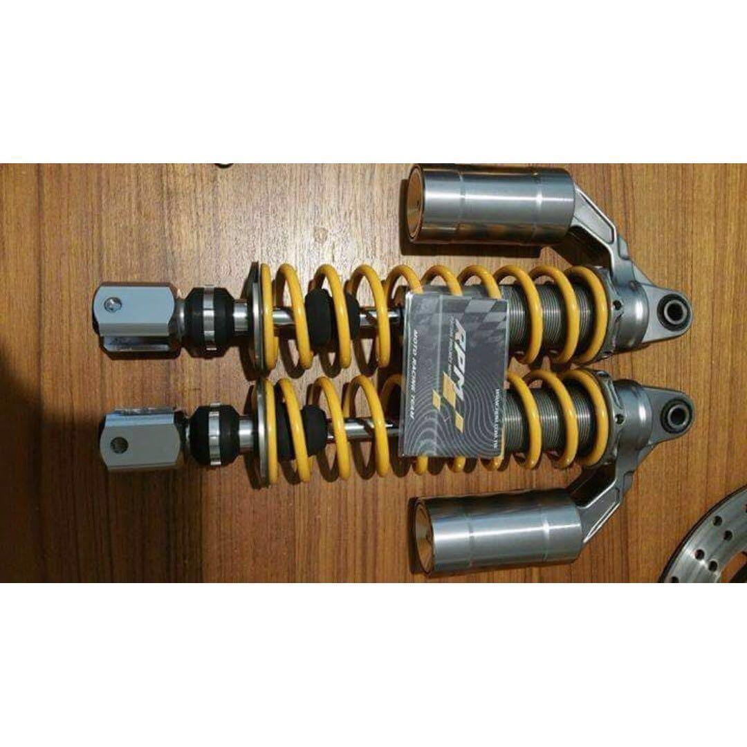 TIGRA後避震 RPM 氮氣 掛瓶 阻尼預載 可調整(DY.MSP.GJMS.NCY.GP 勁戰可參考)