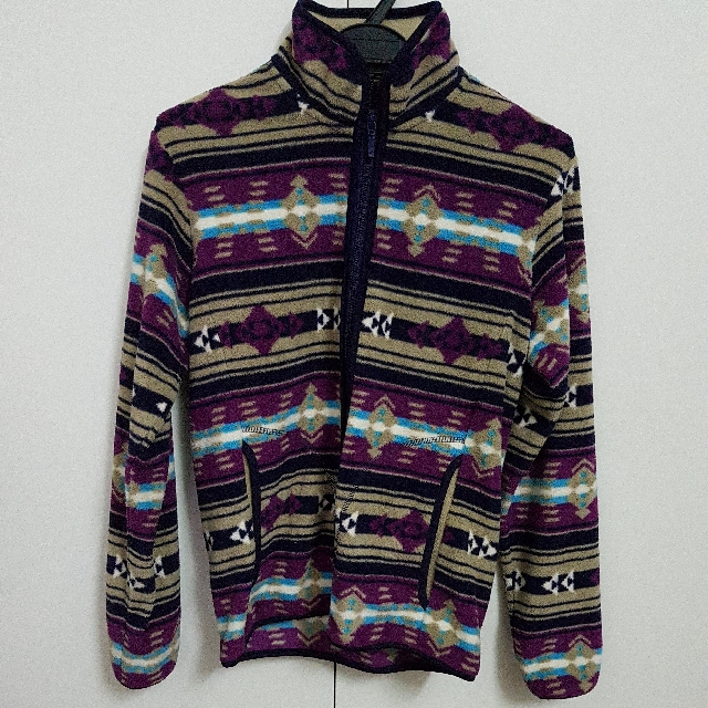 Uniqlo micro fleece jacket