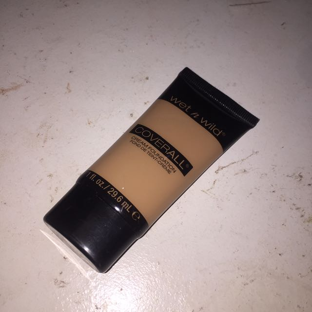 Wet n wild coverall foundation