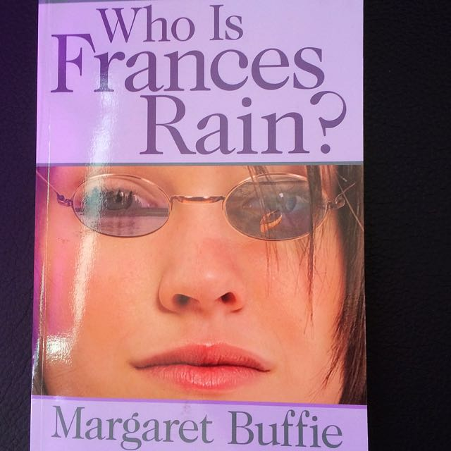 Who Is Frances Rain
