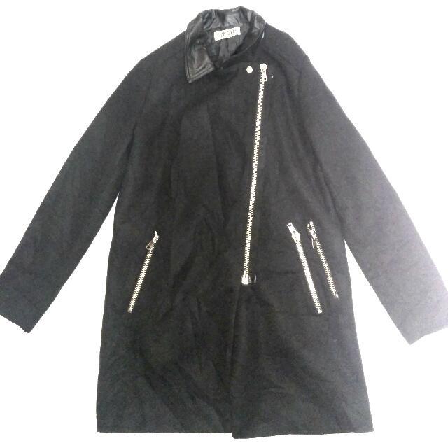 Winter Coat Suede