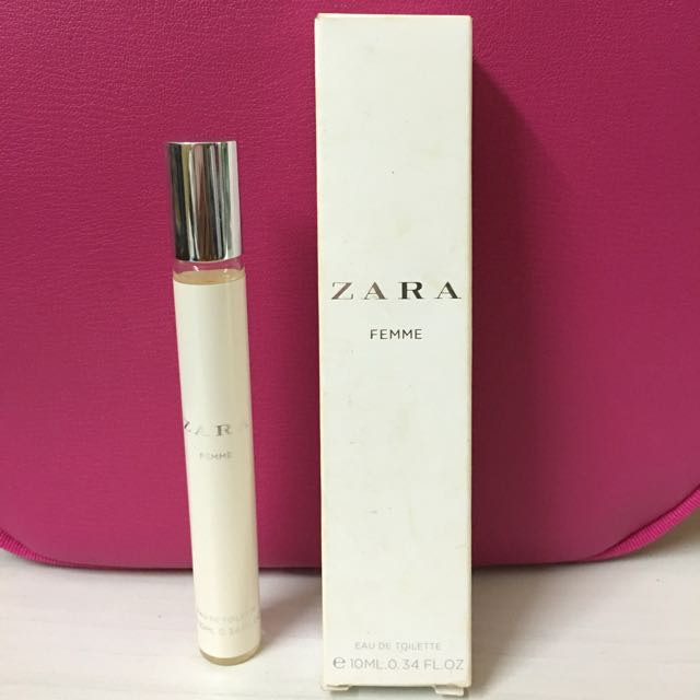 Zara Femme Perfume Women Health Beauty Perfumes Nail Care