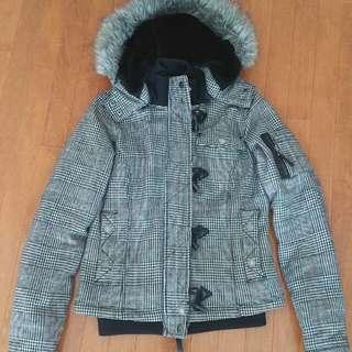 Triple 5 Soul wool jacket bomber