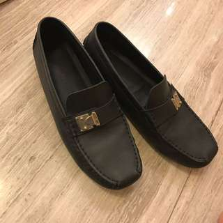 Louis Vuitton loafers (size 37.5, 9/10 condition)
