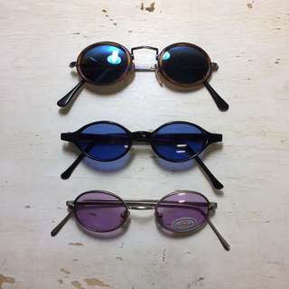 90's sunglasses 復古墨鏡