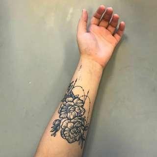 💖Jagua and henna tattoo 💖
