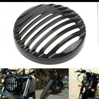 Harley Caged Headlight Cover 883 1200