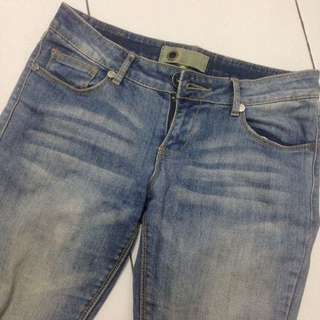#Take10off Romp straight jeans
