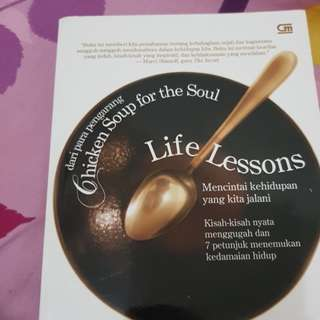 Buku Chicken Soup for the soul